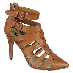 d9d4f2603a99 Buy Shiekh Womens Nataly-21 strappy high heel dress shoe