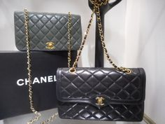 新入荷VINTAGE CHANEL BAG vol.1