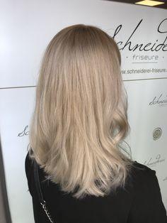 Beige blonde tone Beige Blonde, Blonde Hair, Long Hair Styles, Beauty, Shaving Machine, Barber Salon, Hair Stylists, Dressmaking, Shaving