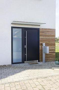 Angebot Aktion AS07 Anthrazit Haustür Nebeneingangstür Garagentür Fenster
