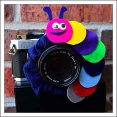 Swanky Stitch Lens Friends Caterpillar