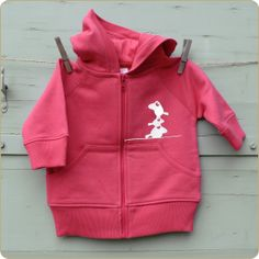 Organic hoody - little frenchy