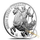 Four Horsemen of the Apocalypse 1 oz 999 Silver White horse of conquest headless Why wait? #whitehorse #fourhorsemen #whitesilver