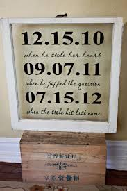 awesome master bedroom idea! Totally making that for our bedroom. When he stole her heart, When he popped the question, and when she stole his last name.