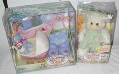 Fisher Price Berrysue w Baby Care Set Briarberry Collection | eBay