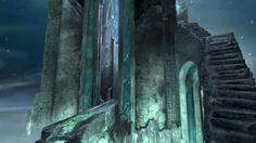 Spire from Myst 4: Revelation.