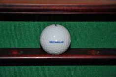 Michelin Logo Golf Ball. Titleist.