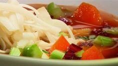 Zupa pomidorowa z jarzynami