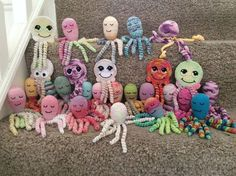 Octopus For A Preemie: How you can crochet to help premature babies