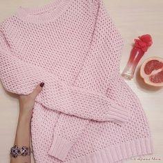 Com – SkillOfKing. Loom Knitting, Knitting Patterns Free, Knit Patterns, Sweater Weather, Lana, Knitwear, Knit Crochet, Sweaters For Women, My Style