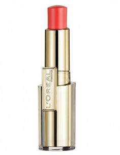 "Rouge caresse ""dating coral"" de L'Oréal Paris - tendance Fluo"