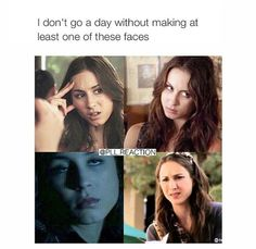 pretty little liars, pll, and funny image • pinterest & instagram - @ninabubblygum •