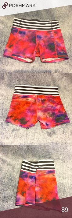 LIKE NEW XS Champion Athletic/Running Spandex LIKE NEW, Size Extra Small Champion Athletic/Running Spandex Shorts. Worn only once. They were too small for me. Perfect Condition. Comes from smoke free and pet free home. All of my items are shipped fresh and clean. BUNDLE AND SAVE! 30% OFF BUNDLES OF 2 OR MORE! 😊 Champion Shorts