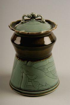 David Keator by American Museum of Ceramic Art, via Flickr
