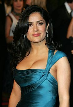Salma Hayek Cleavage Pictures and Photos - Getty Images Salma Hayek Style, Salma Hayek Body, Beauty Full Girl, Beauty Women, Salma Hayek Young, Salma Hayek Pictures, Selma Hayek, Latin Women, Beautiful Celebrities