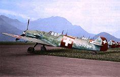 BF-109, AIR FORCE SWITZERLAND