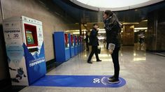 Russians Get Free Subway Rides for Doing Squats Ahead of the Sochi Olympics | Adweek