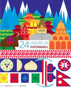 24 hours in KathmanduArt and design inspiration from around the world – CreativeRoots