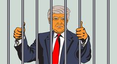 Psychic Prediction Trump Goes To Prison - Psychic Prediction Trump Goes To Prison is not a political slight or judgement in any way, as when I read,  I neither oppose or endorse any political figure. As I looked out into the future I felt there is an overwhelming presence coming to crush and destroy him. These energies felt old and more importantly in control, so to me I'm not surprised that our President Mr. Trump grossly underestimated them and as a result will surfer tremendously. Please…