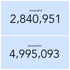 """ALRIGHT EVERYONE LISTEN UP. DAN AND PHIL ARE SO CLOSE TO THEIR NEXT MILLION. GO SUBSCRIBE NOW IF YOURE NOT ALREADY. BOTH OF THEM. NOW. LET THEM RUIN YOUR LIVES IN THE BEST WAY POSSIBLE. THEY ARE FREAKING AMAZING PEOPLE AND IF YOU HAVE NO IDEA WHAT IM TALKING ABOUT GO SEARCH """"Dan and Phil"""" ON PINTEREST AND FALL IN LOVE. AND GO TO YOUTUBE AND LOOK EM UP. ALSO DONT FORGET TO SUB TO DANANDPHILGAMES AND DANANDPHILCRAFTS!! You won't regret it. Phandom: spread this like wildfire :) ❤️❤️❤️thanks…"""