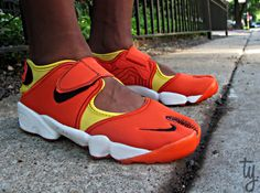 Nike Air Rift - Another NY purchase. Wish I could find the Yellow versions. 8d3292930ed9