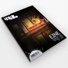 VNA issue 13 // Featuring Ben Eine, Elbow-Toe, ESPO, Dan Witz, TILT, The What Collective, Miso, Farm and more… // October 2010