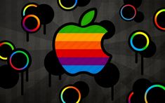 This is a collection of free Apple wallpapers for your desktop. So, go ahead and grab wallpaper of your choice to change the look of your computer screen and Apple Logo Wallpaper Iphone, Watch Wallpaper, Laptop Wallpaper, Retro Wallpaper, Wallpaper Downloads, Bing Backgrounds, Wallpaper Backgrounds, Iphone Wallpapers, Desktop