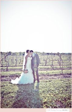 Great ideas here for a spring wedding at the winery. This couple got married at Casa Larga Vineyards in Rochester, NY in the Finger Lakes region of New York State. Finger Lakes, Vineyard Wedding, Wineries, Wedding Images, Spring Wedding, Got Married, Real Weddings, One Shoulder Wedding Dress, Groom