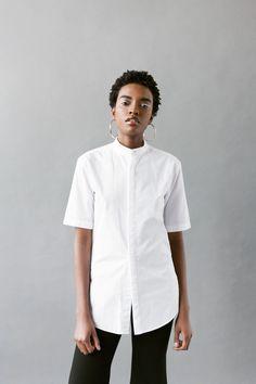 Broke&Living   Minimalist Luxury Streetwear From Toronto – iGNANT.de #whitetunic