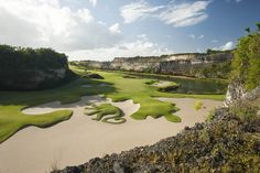 Green Monkey Golf Course Sandy Lane Barbados