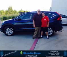 https://flic.kr/p/HRBniK | #HappyBirthday to Randall from Teal McDonald at Honda Cars of Rockwall! | deliverymaxx.com/DealerReviews.aspx?DealerCode=VSDF