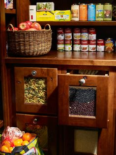 Pantry Storage Accessories