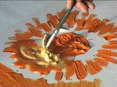 как начать рисовать масляными красками? 1 часть - YouTube