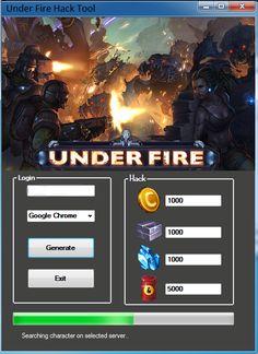 Under Fire Hack Free Download