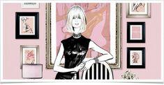 Fashion-иллюстратор Megan Hess - Ярмарка Мастеров - ручная работа, handmade