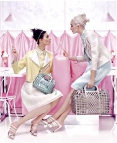 Louis Vuitton's Candy Sweet collections