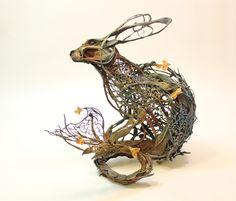 portfolio - curiousity of laurices — Ellen Jewett Sculpture