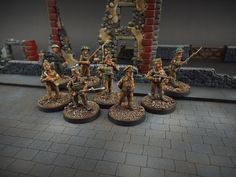 """""""Dads Army"""" 28mm Warlord Games RE: bolt Action"""