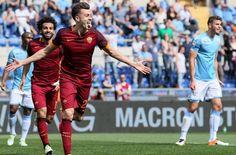 «Лацио» — «Рома». Чемпионат Италии, обзор матча (видео)
