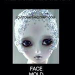 "8 Me gusta, 1 comentarios - Polymerclaymolds (@polymerclaymolds) en Instagram: ""Polymer clay face molds #polymerclay #polymerclayface #polymerclayfacemolds #facemolds #clay…"""
