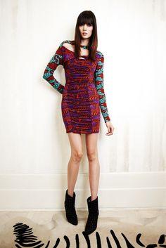 Kelly Wearstler Resort 2013 Fashion Show