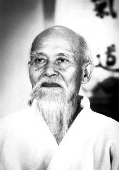 SENSEI MORIHEI UESHIBA....1883..1969..