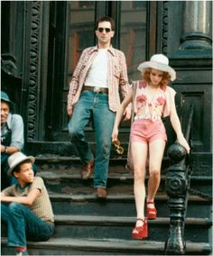 Taxi Driver - Robert de Niro & Jodie Foster