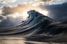 nice Ray Collins Captures Waves Like You've Never Seen Them Before (24 Photos)