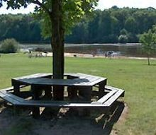 ideas para hacer mesa alrededor de un arbol en el jardin - Buscar con Google