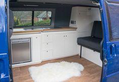 daisy t4 lwb interior