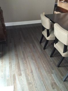 5 stars for Pewter Ash in this dining room update!