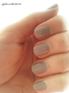 Grey-t be here My Nails, Grey, Beauty, Ash, Beleza, Gray, Cosmetology, Repose Gray