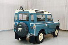 1963 Land Rover 88 Station Wagon