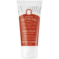 First Aid Beauty Skin Rescue 3-ounce Purifying Mask with Clay